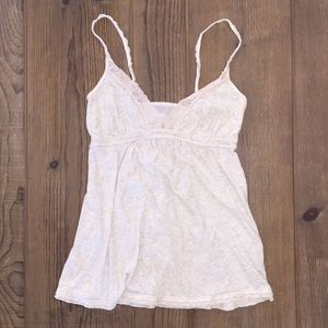 Abercrombie & Fitch Babydoll Top - Large
